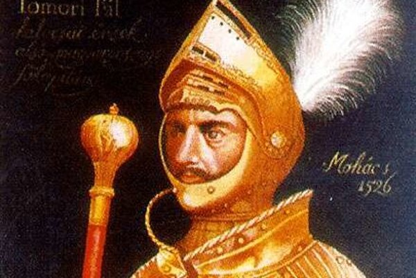 Kaločský arcibiskup Pavol Tomori (1523 – 1526).