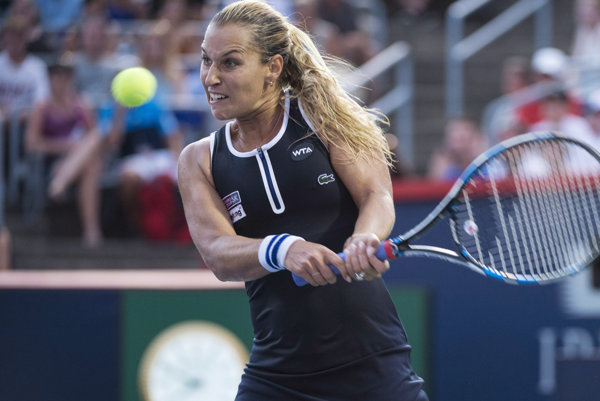 Dominika Cibulková má v prvom kole voľný žreb.