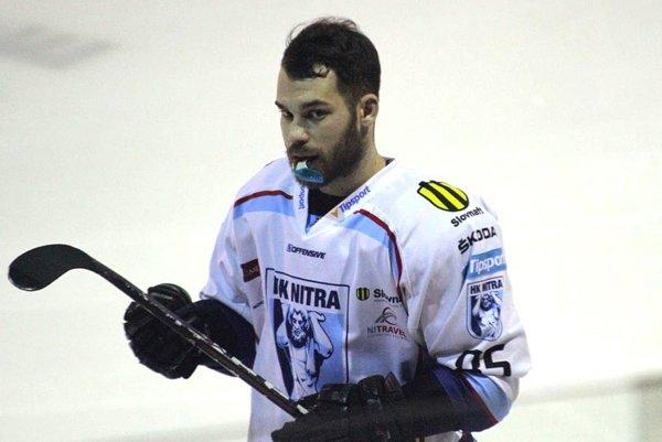 Marek Slovák zaznamenal v piatok tri kanadské body.