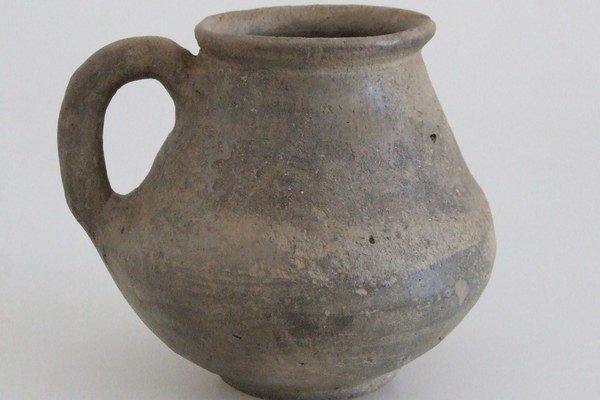 Džbán sa dostal do zbierky múzea vroku 1970.