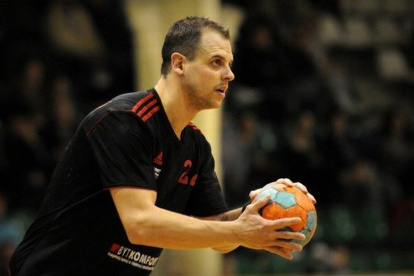 Tomáš Straňovský manažér aj aktívny hráč HC Štart