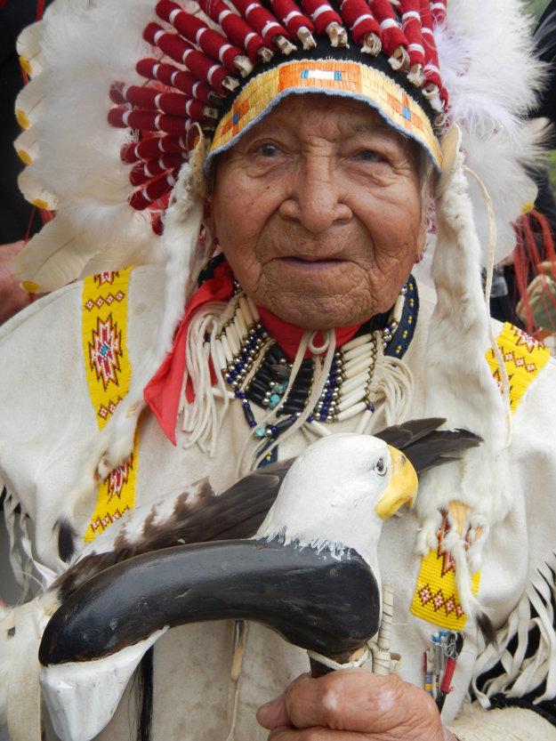 Dave Bald Eagle vyznával do konca života zákony prírody.