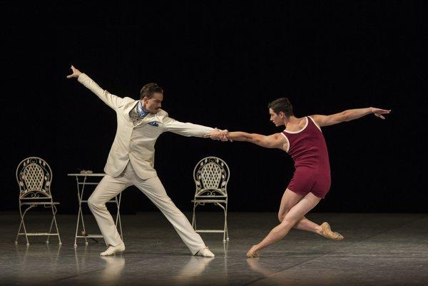 Nižinskij – Boh tanca je vSlovenskom národnom divadle očakávanou baletnou premiérou.