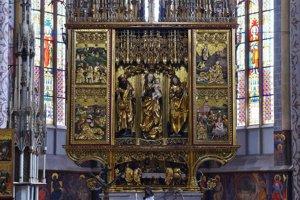Budúci rok sa bude niesť v duchu osláv 500. výročia diela Majstra Pavla z Levoče.