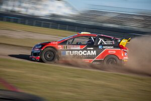 Jaroslav Melichárek, Ford Fiesta RS WRC