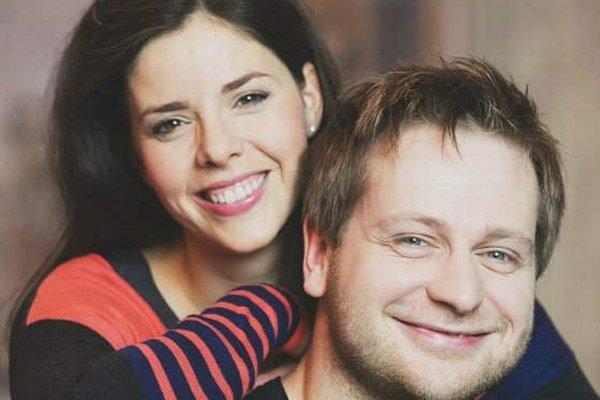 Šťastní rodičia. Ivana a Peter majú doma Félixa.