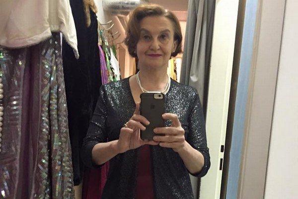 Hľadá sa herečkin mobil. Eva Holubová má v ňom aj plno selfie fotiek.