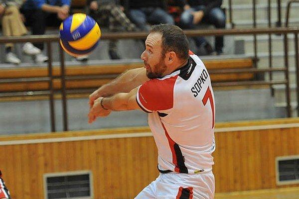 Minuloročným víťazom ankety sa stal volejbalista Martin Sopko.