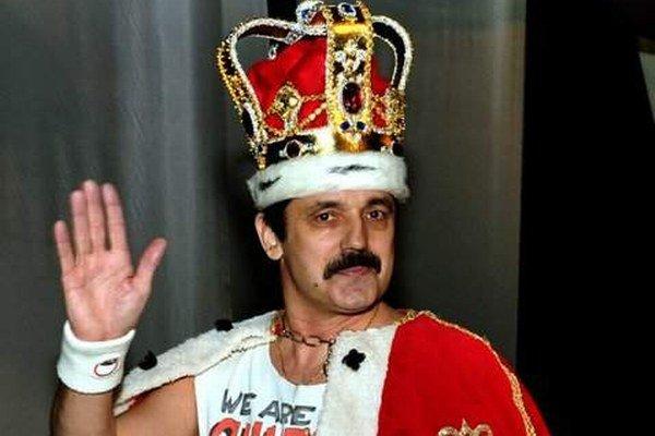 Peter Pačut. Druhý Freddie Mercury dvakrát vypredal Lucernu.