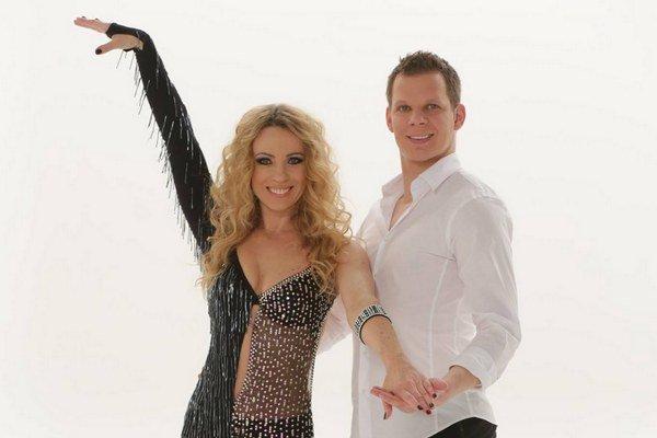 Králi tanečného parketu. Diana vyhrala súťaž aj s nepočujúcim tanečným partnerom Ayom.