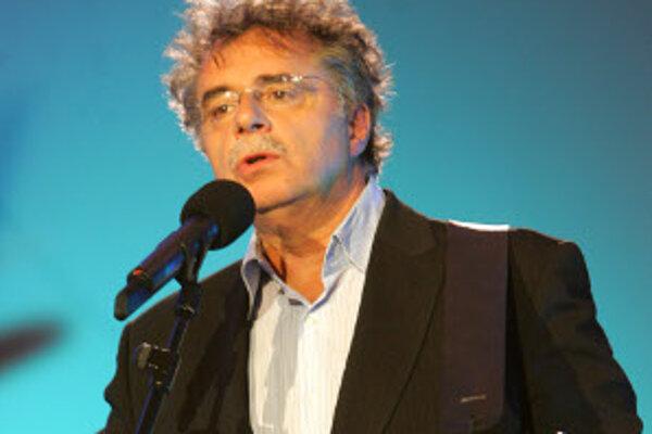 Pavol Hammel vystúpi v Žilne 22. septembra.
