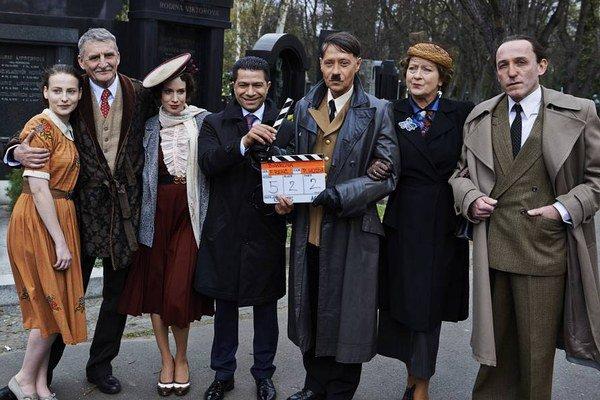 Film Lída Baarová je plný hereckých hviezd. Táňa v ňom zažiari v hlavnej úlohe.
