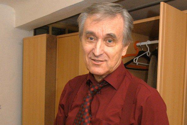 Milan Markovič.