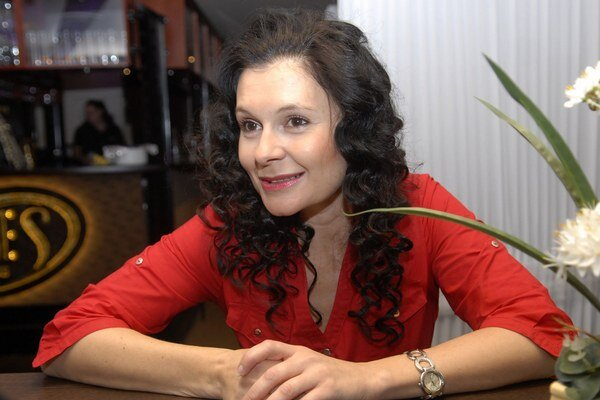 Lenka Barilíková.