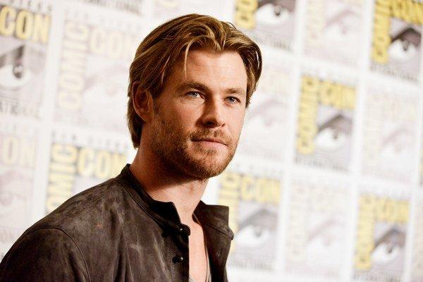 Najsexi muž Chris Hemsworth