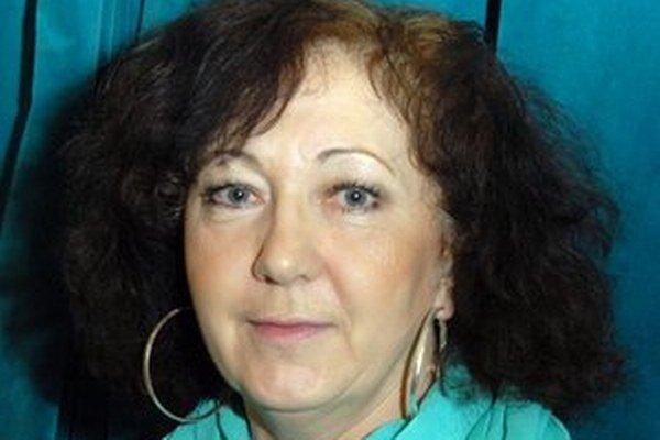 Milena Gašajová.