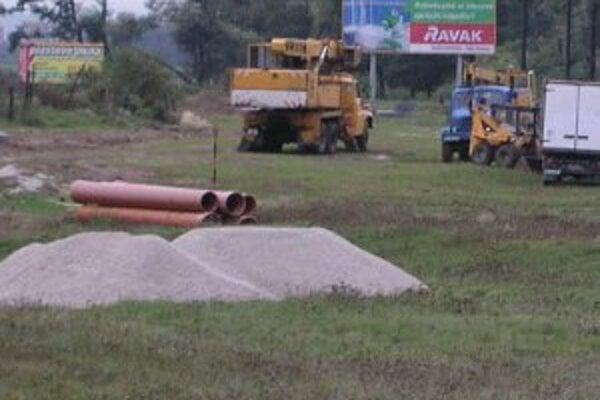 Kedy sa začne budovanie kanalizácie, dnes nikto nevie
