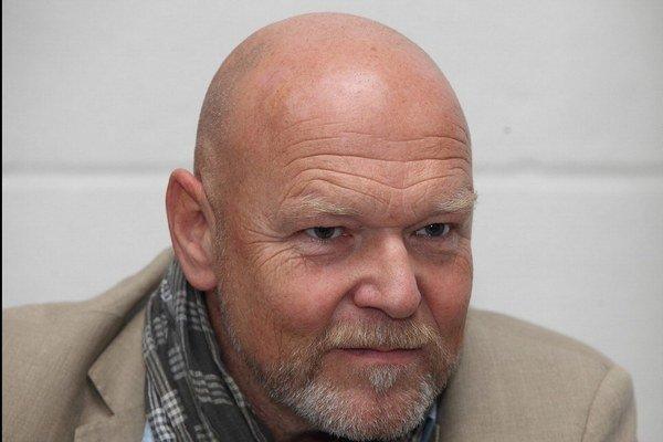 Marek Vašut patrí medzi najobľúbenejších moderátorov v Čechách.FOTO: