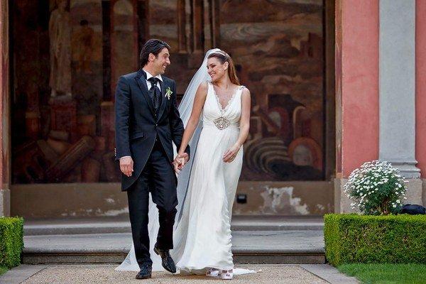Koniec romance. Buffon s Alenou vydržal len šesť rokov.