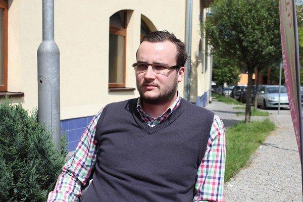 Koordinátor tvorby nového zákona. Mladý právnik Jaroslav Čollák.