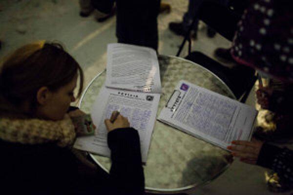 Petície vlani v Prievidzi veľký úspech nemali.
