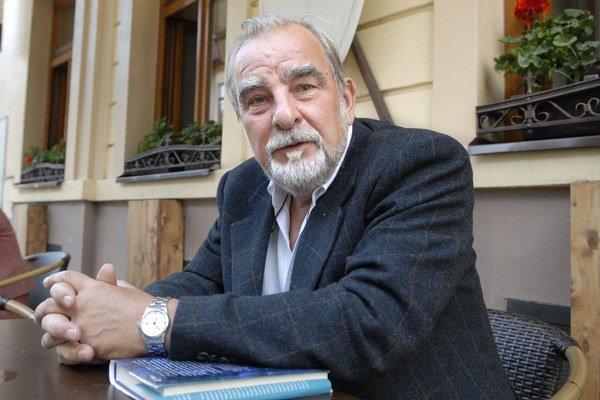 V stredu oslávil 65-ku. Marián Slovák si narodeniny užil v kruhu rodiny a kolegov.