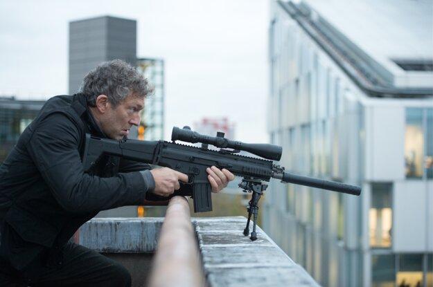 Vincent Cassel ako Čistič, ešte zaujímavejší ako Bourne.