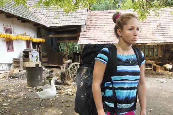 Farmárska etuda sa skončila. Kika sa vrátila do Veľkej Idy k 17-mesačnej dcére.