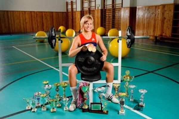 S uplynulou sezónou Norika Gogorová spokojná nebola.