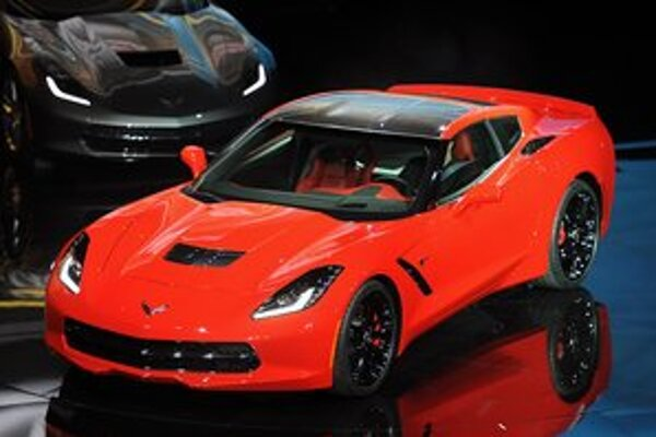 Nový Chevrolet Corvette. Corvette siedmej generácie má svetovú premiéru v Detroite.
