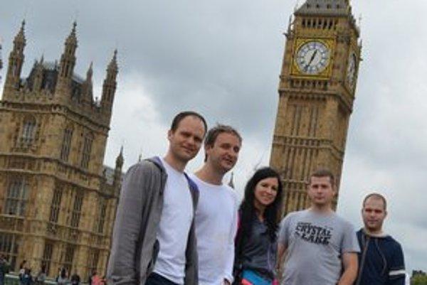 Silvayovci v Londýne. Stretli sa i s našimi športovcami.