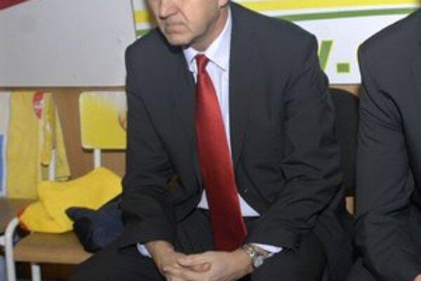 Ján Krajňák. V sezóne 2012/2013 povedie košickú Cassoviu.