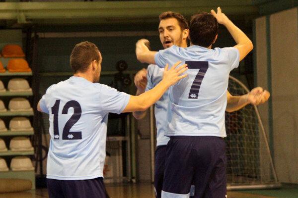 Futsalisti MFsK pokračujú v úspešnej sezóne, držia sa v popredí tabuľky.