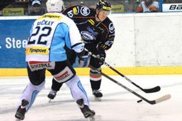 Michal Šeda. Skóroval len raz, ale nazbieral už 15 asistencií.