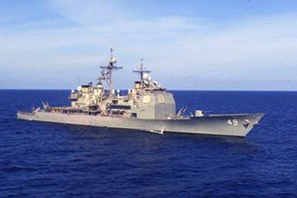 Krížnik USS Vincennes. Do jeho výzbroje patrili aj strely SM-2MR, ktoré zničili civilný iránsky airbus.