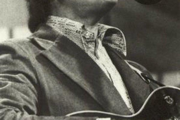 Rok 1976. To už bol Olympic 14 rokov na scéne a Petr Janda slávnym bigbiťákom.