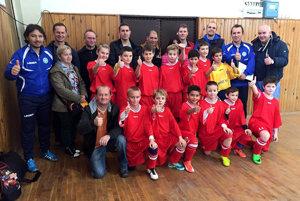 Výber ObFZ Nitra U11 dominoval na kvalifikácii v Galante.