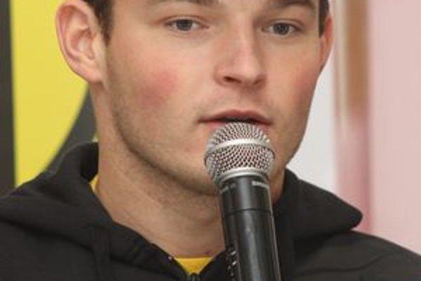 Štefan Svitko. Ukázal, že je nielen dobrým jazdcom, ale dokáže sa vynájsť aj za mikrofónom.