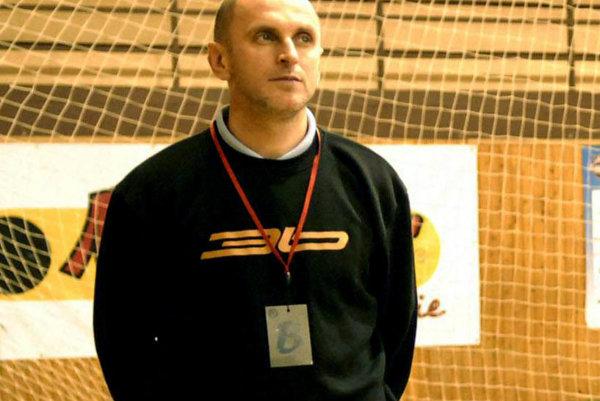 Ján Kolesár je novým trénerom HKM Šaľa.