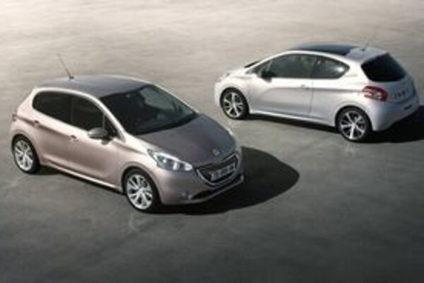 Nový Peugeot 208. Model 208 bude mať svetovú premiéru na autosalóne v Ženeve.