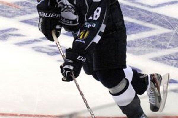 Radek Deyl. Obranca HC Košice by si ešte rád zahral v tejto sezóne.