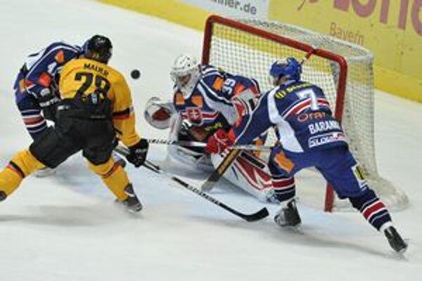 Július Hudáček. V Bielorusku chce vychytať víťazný zápas.