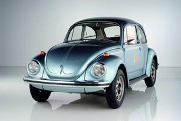 Rekordný Volkswagen alias chrobák. Pred 40 rokmi prekonal chrobák rekord v počte vyrobených kusov, ktorý dovtedy patril modelu Ford T.