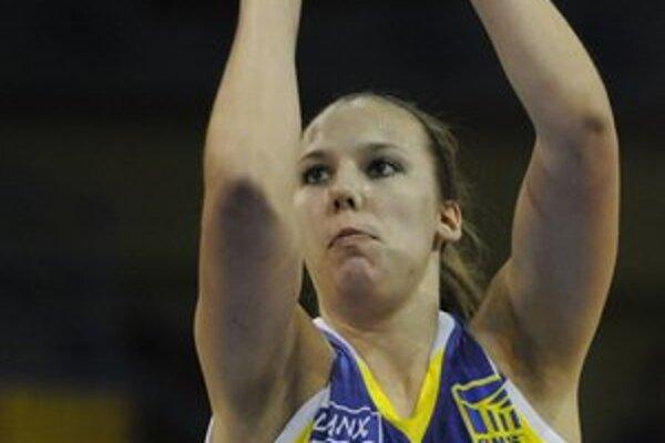 Kayla Pedersenová v Košiciach končí.