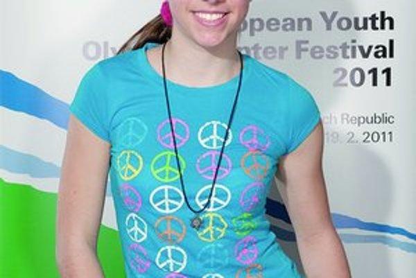 Ester Ledecká. Dcéra úspešného hudobníka sa našla v zimných športoch.