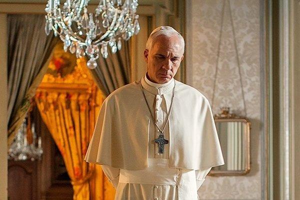 František - Otec Jorge. V hlavnej úlohe hrá  Darío Grandinetti.