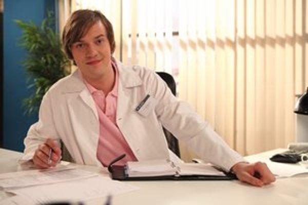 Doktor Alex. Lukáša na výslnie katapultovala reklama.