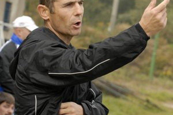 Tréner Tomáš Danko je rád, že sa zverenci zmobilizovali.