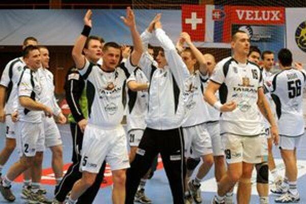 Prešovskí hádzanári sa môžu uchádzať opäť o hlavnú súťaž Ligy majstrov.