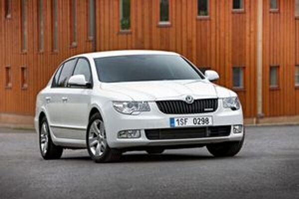 Škoda Superb. U nás trochu zaznávaný model Superb je v Číne veľmi obľúbený.